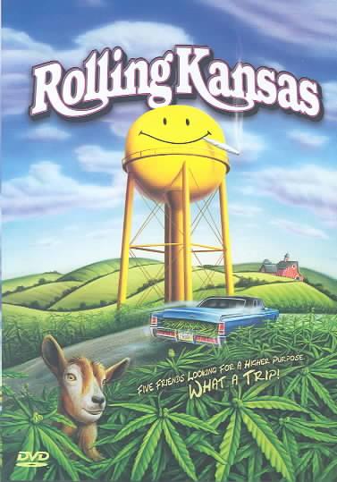 ROLLING KANSAS BY FINN,CHARLIE (DVD)